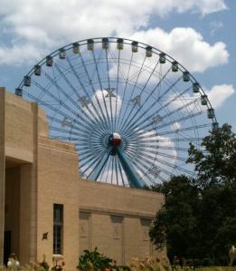The Texas Star Ferris Wheel