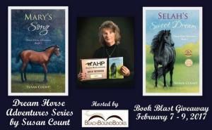 Dream Horse Adventures Book Blast & Giveaway!