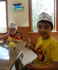 Kooky Kookie Dough- this is one of the boys' favorites.