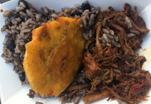 Ropa Viejo with Black Beans & Rice