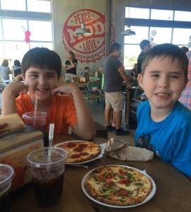 Speed, Style, Pizza- MOD Pizza Comes to San Antonio